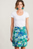 Reversible Alex Skirt <br>Ocean