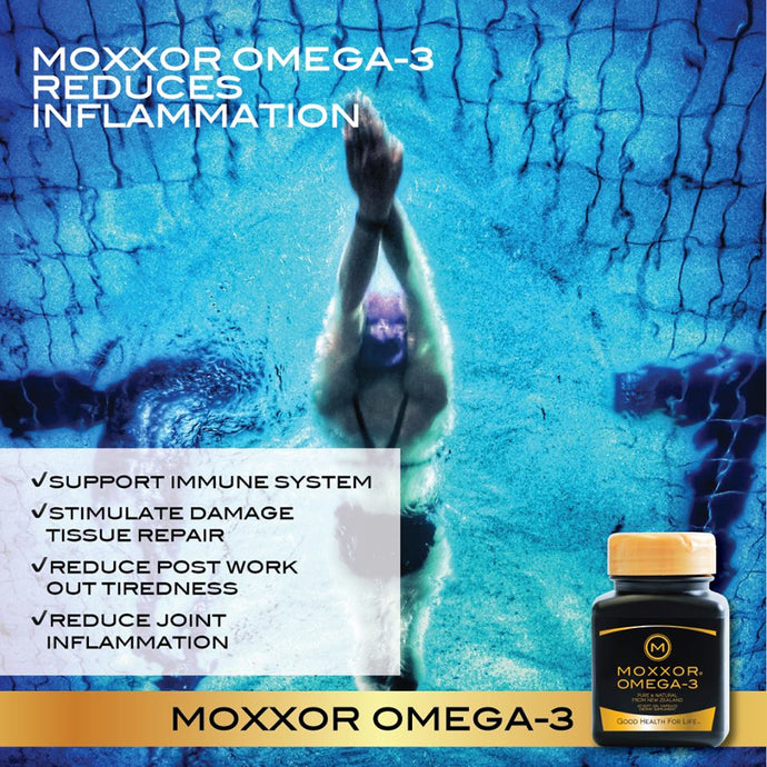 How Does Omega-3 Reduce Inflammation?