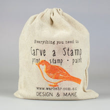Carve a Stamp Set