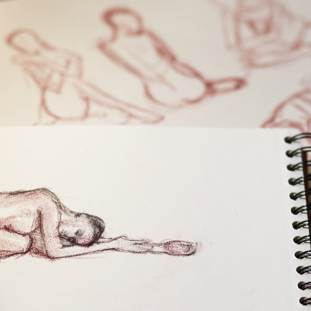 Life Drawing Group 2019