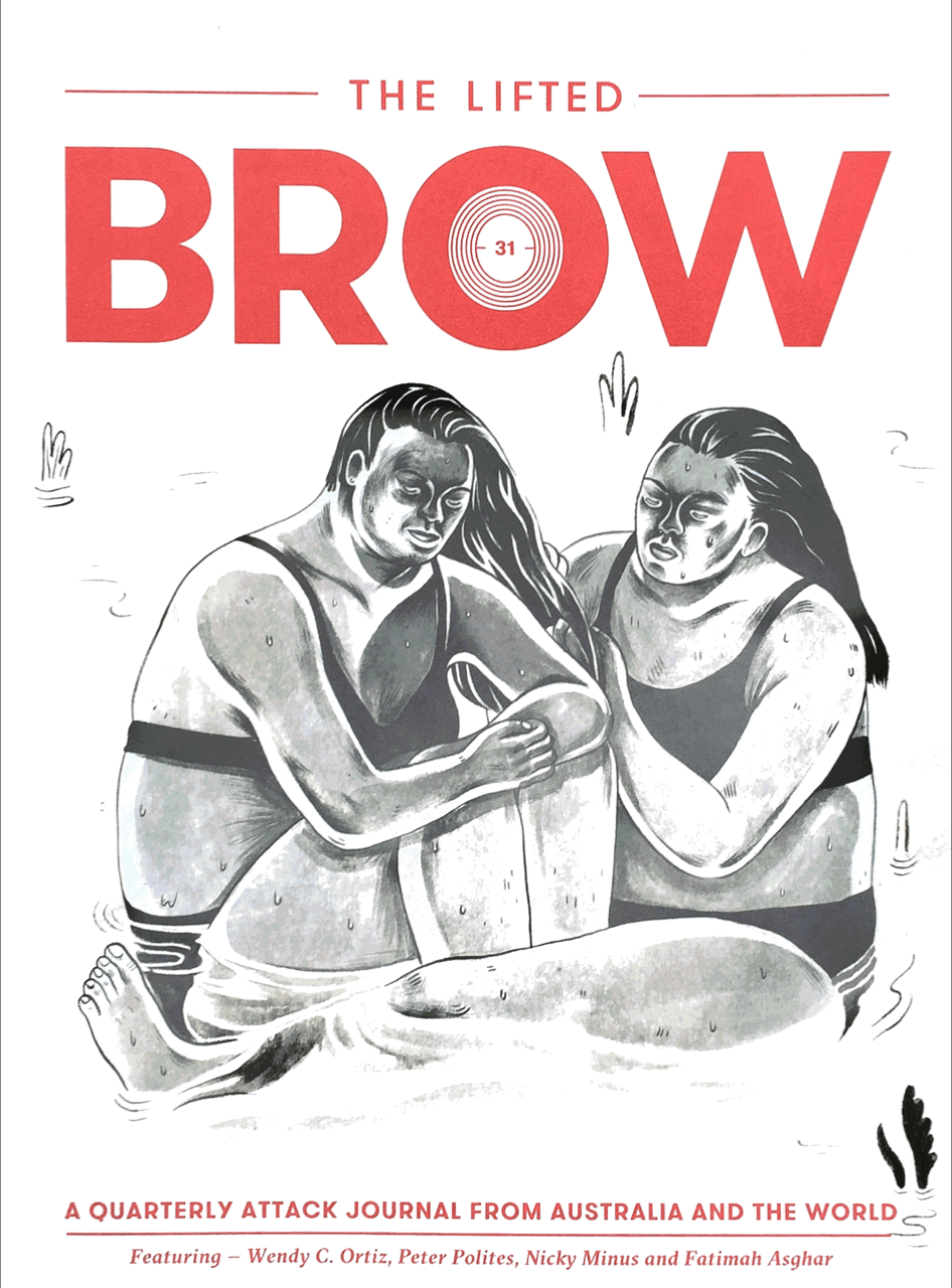 The Lifted Brow - Quarterly