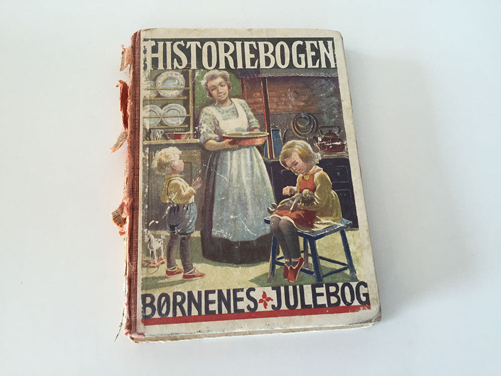 Børenenes julebog - Sales Power