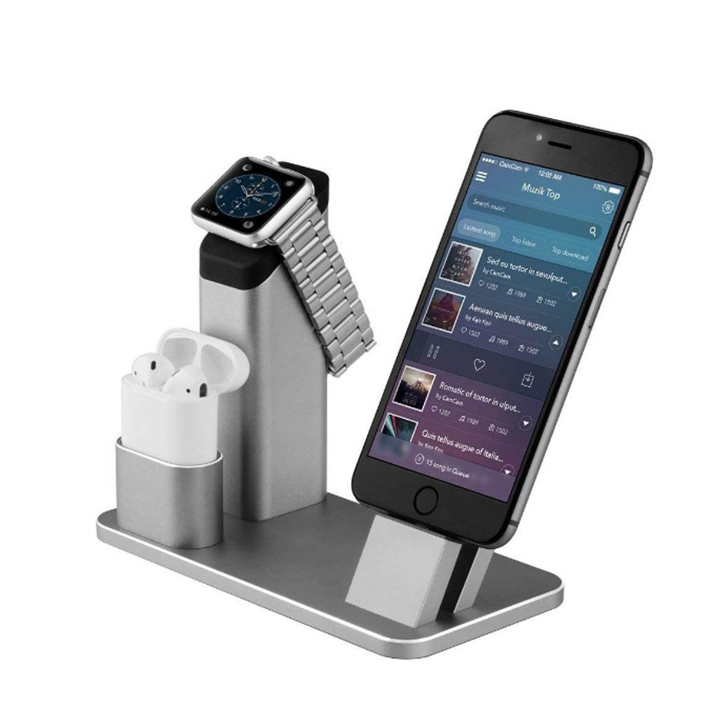 All-In-One Aluminum Charging Stand