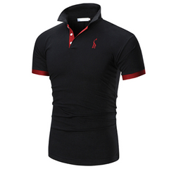 POLO Shirt Casual Short Sleeve