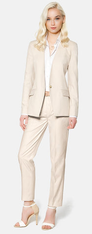 Women's Corporate Pant Suit/Custom Made