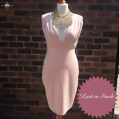 [LAST IN STOCK] Pink Summer Dress - Elysium Lux  - 1