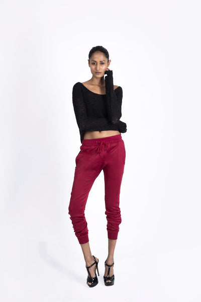 The Ryder - Crimson Red - Women