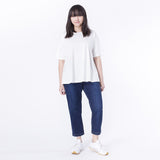 Short-Sleeve Knit Top