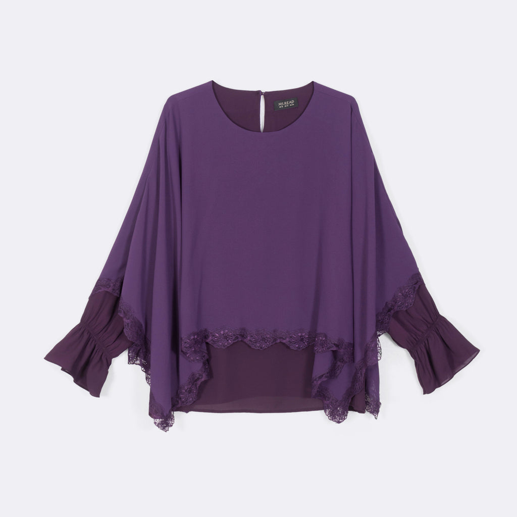 Cape Layered Top