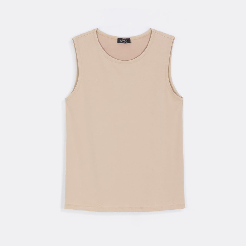 Relaxed Essential Tank Top