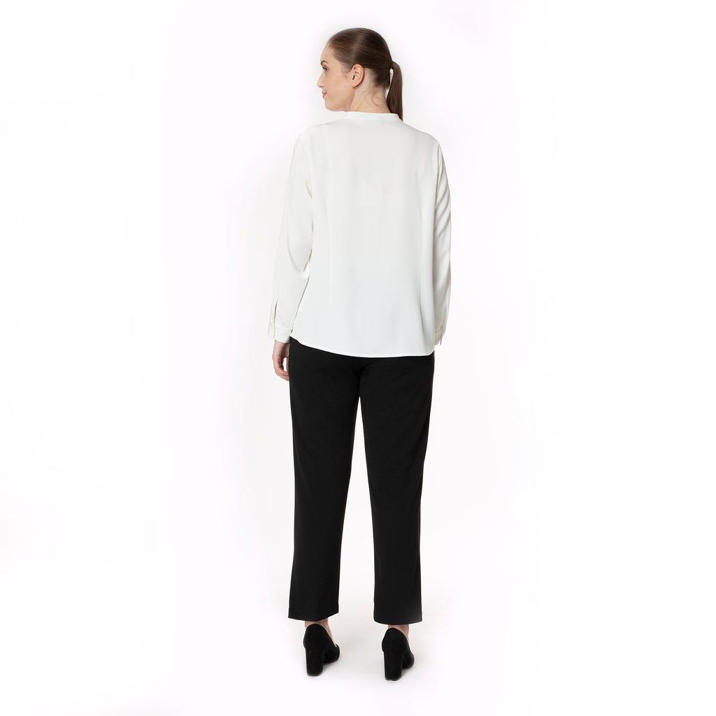 Straight Knit Pants