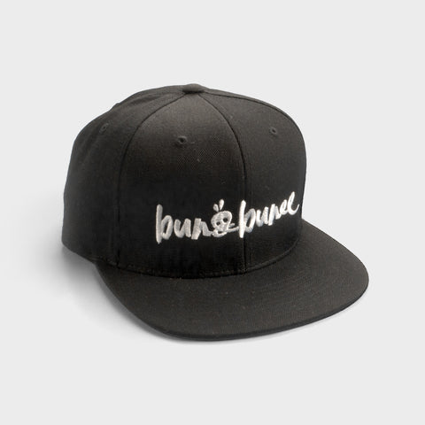 B&B Signature Cap - Black - Bun&Bunee