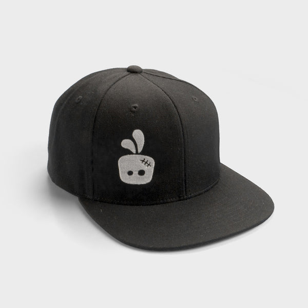 Bunee Head Cap - Black - Bun&Bunee