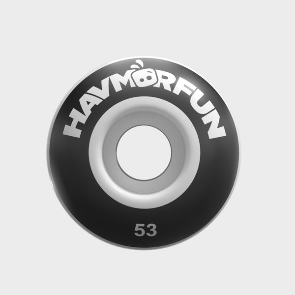 HAVMORFUN Black Walled Wheels - Bun&Bunee
