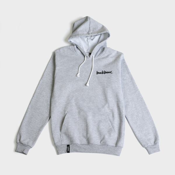 HAVMORFUN Hoodie-Heather Grey - Bun&Bunee