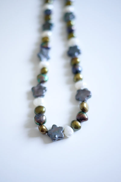 Assorted Stars Necklace