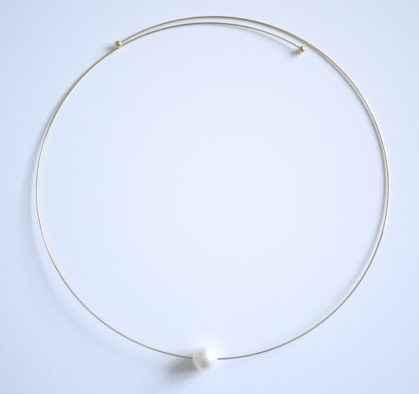 One & Only Necklace - White