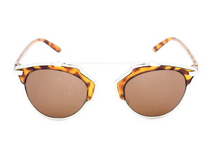 Lunar Tortoise - Grey Sunglasses - 1