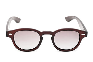 Aloha Brown - Grey Sunglasses - 1