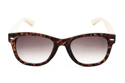 Wood Collections - Mirihi Tortoise - Grey Sunglasses - 1