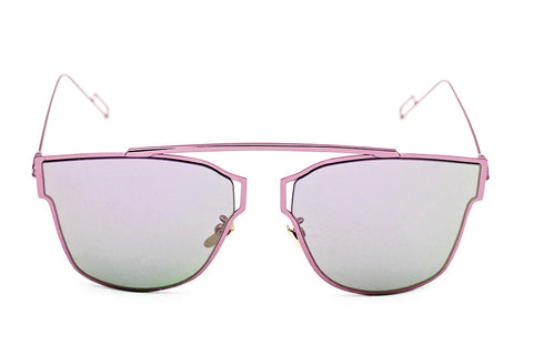 Hollywood Rose - Grey Sunglasses - 1