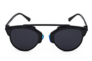 Lunar Black Carbon - Grey Sunglasses - 1
