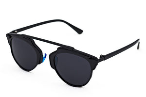 Lunar Black Carbon - Grey Sunglasses - 2