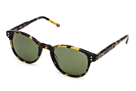 Grey Robinson Tortoise Clear - Green G15 - Grey Sunglasses - 2