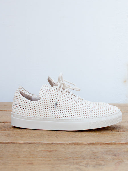 THE LAST CONSPIRACY - Designer Archive | Greta sneakers perforated
