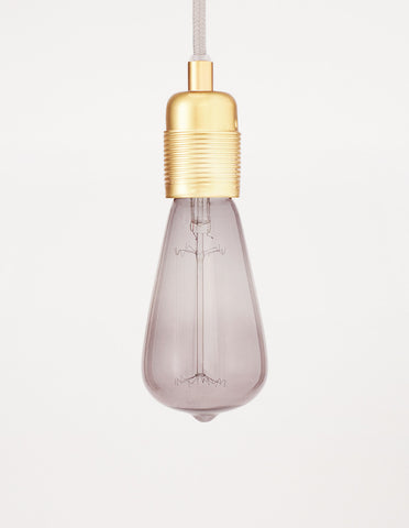 Atelier Light Bulb Drop Smoke | FRAMA COLLECTION