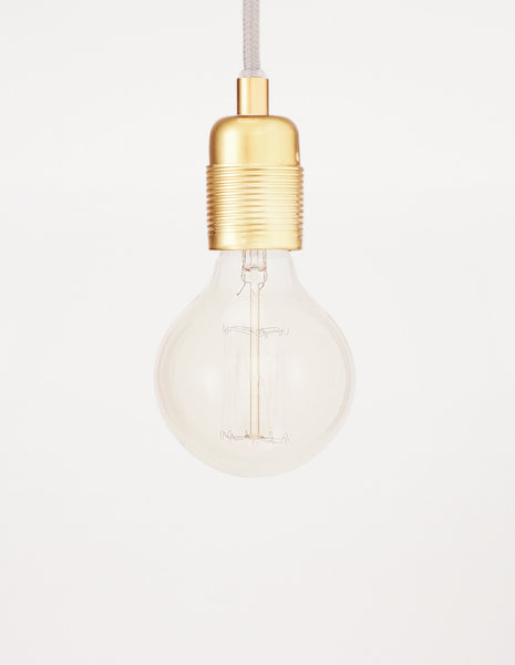 Atelier Light Bulb Globe 80 | FRAMA COLLECTION - DAMAGE Playground