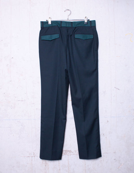 COUPE COUSU green trousers | CUSTOMER ARCHIVE