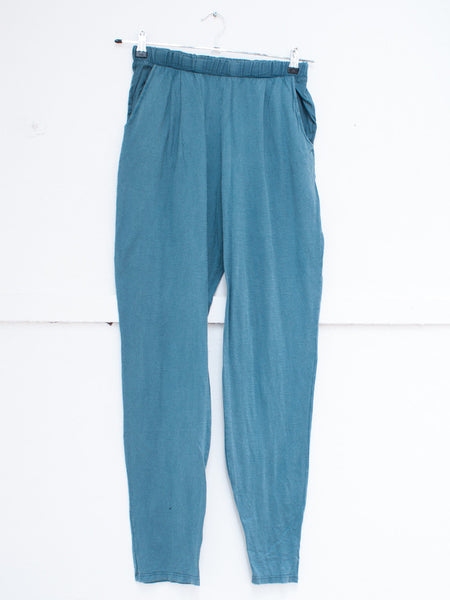AMERICAN VINTAGE washed blue pantalon | CUSTOMER ARCHIVE - DAMAGE Playground