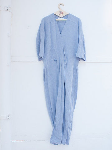 Reality Studio - Designer Archive | Chambray Suzu Jumpsuit