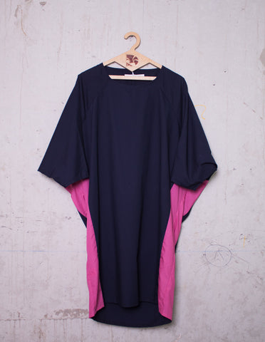 Colour Blocking Dress | mono.gramm