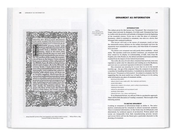 Writings About Graphic Design | OCCASIONAL PAPERS
