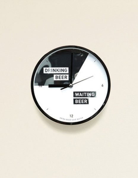 DBSW Clock | Drink Beer Save Water