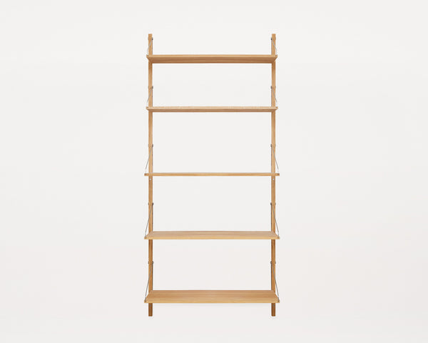 Oak Shelf library H1852 Complete Set | FRAMA COLLECTION