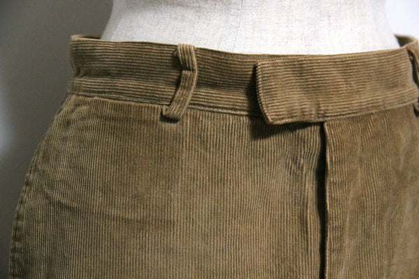 A.P.C. Corduroy Cotton Skirt | CUSTOMER ARCHIVE