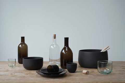 Glass & Ceramic Tableware set | AY ILLUMINATE