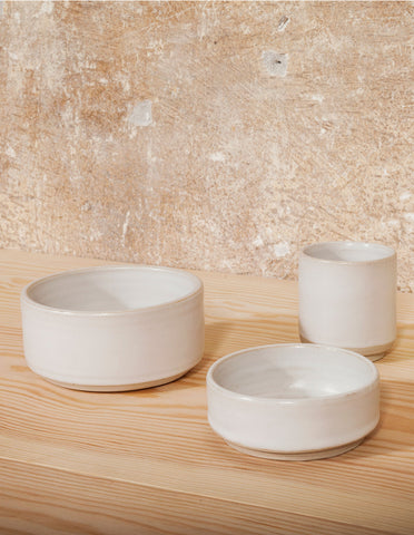 Aj Otto Stoneware Bowl set of 2 | FRAMA COLLECTION