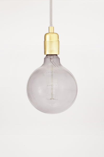 Atelier Light Bulb Globe 125 Smoke | FRAMA COLLECTION