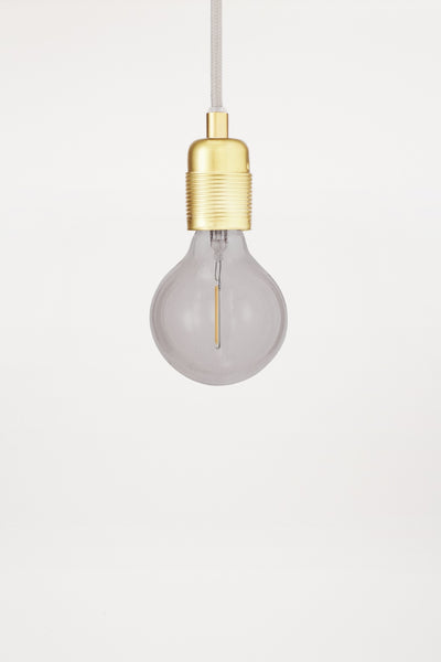 Atelier Light LED Bulb Globe 80 Smoke | FRAMA COLLECTION