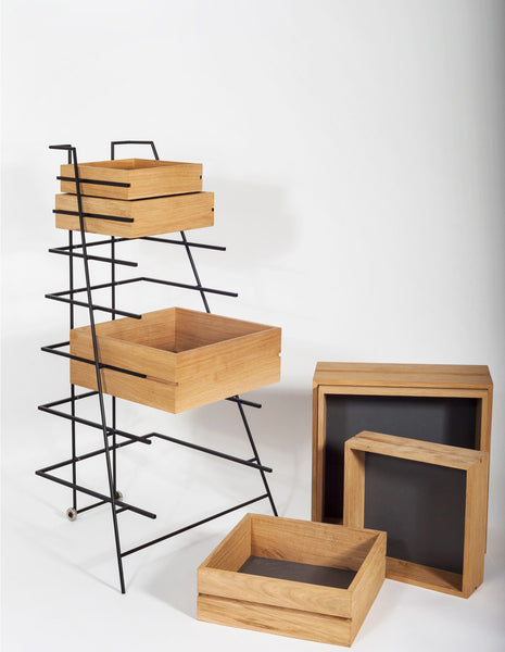 Sutoa Drawer Oak by Keiji Ashizawa | FRAMA COLLECTION