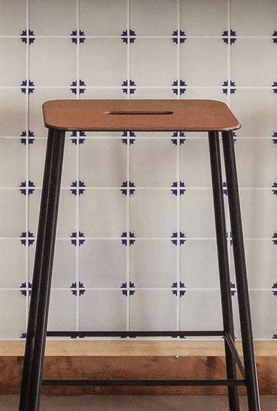 Adam Stool Black | FRAMA COLLECTION