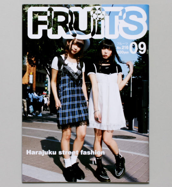 FRUiTS No. 216