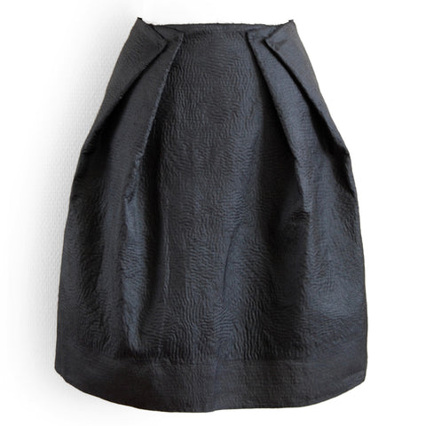 HELLEN VAN REES | Nakshi Kantha Silk Cotton Skirt Short