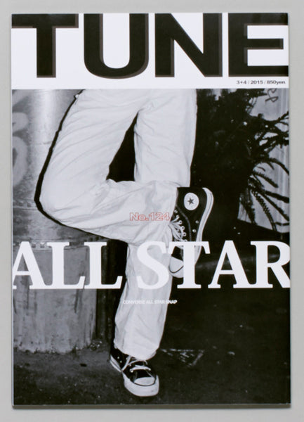 TUNE No. 124: Converse All Star