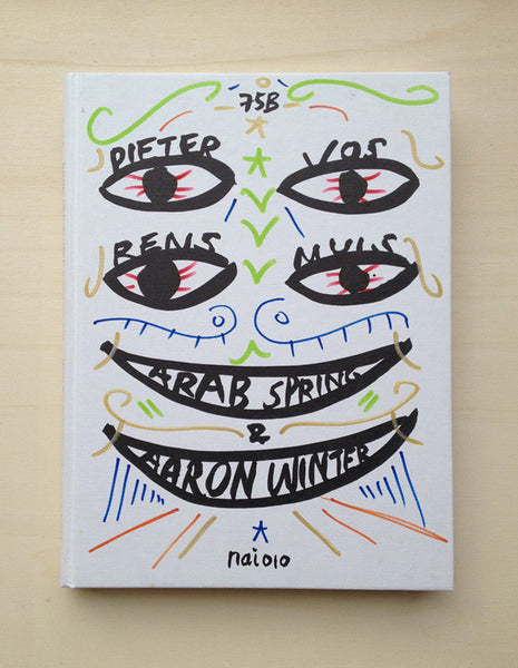 Arab Spring & Aaron Winter | The Works of 75B signed edt. - DAMAGE Playground