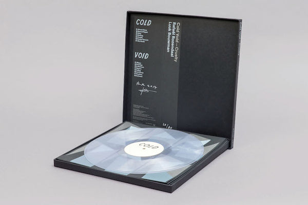 Cold Void (Luuk Bouwman & Rafaël Rozendaal) Cruelty box set | DE PLAYER